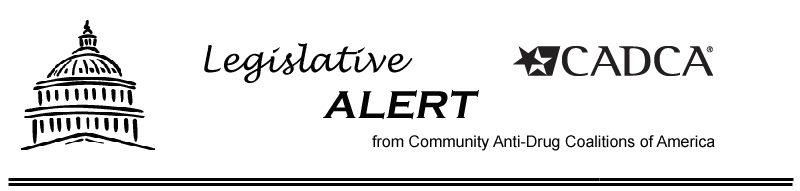 Legislative Alert  | Opioid Crisis Response Act