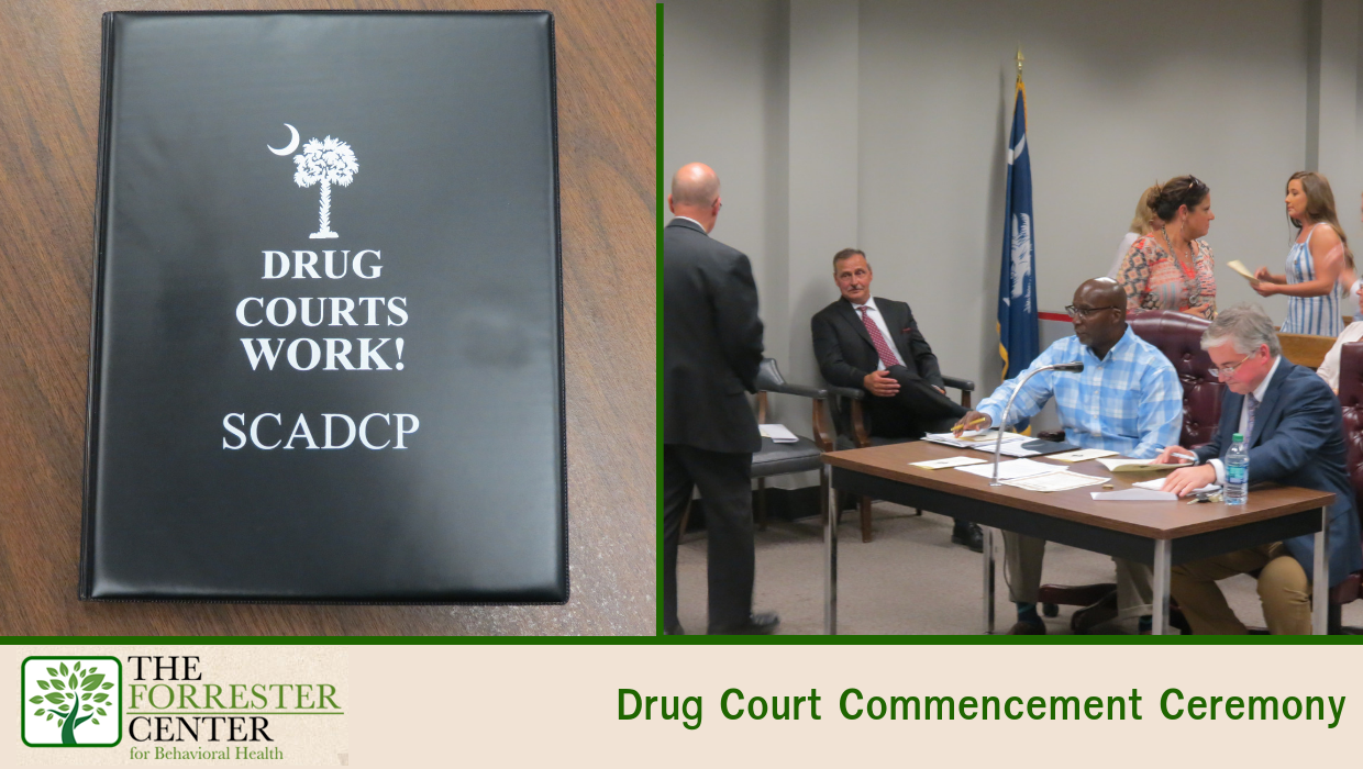 Drug Court Commencement Ceremony